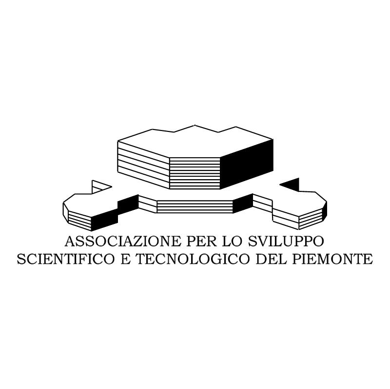 Associazione per lo Sviluppo Scientifico e Tecnologico del Piemonte 74594 vector