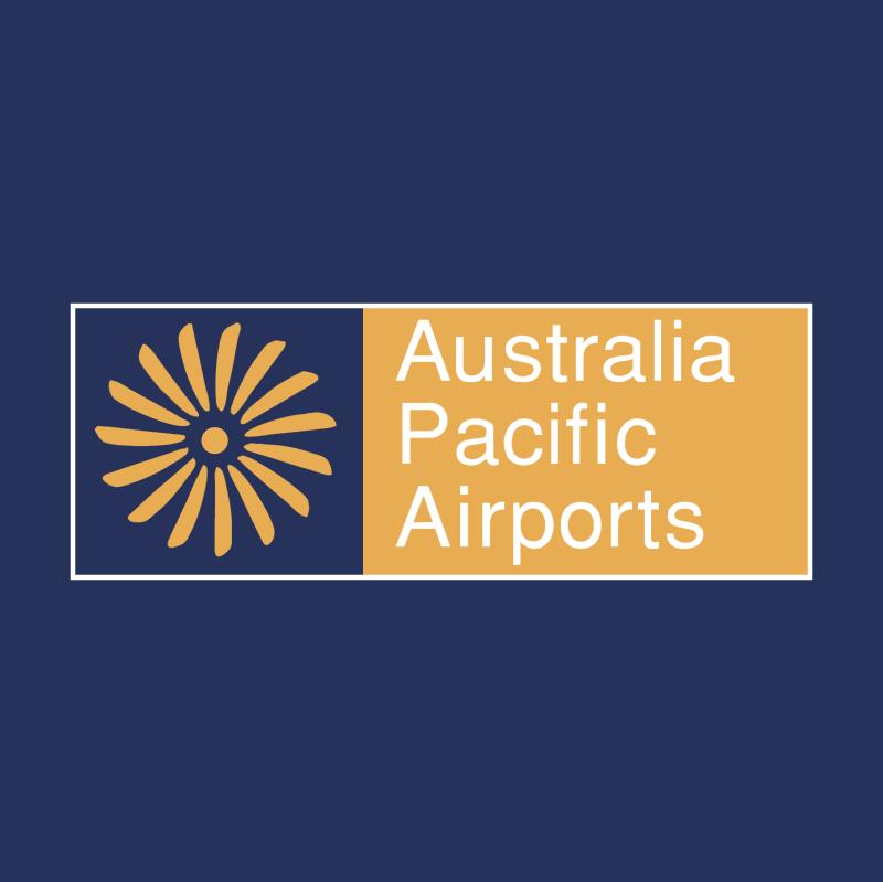 Australia Pacific Airports 45508 vector