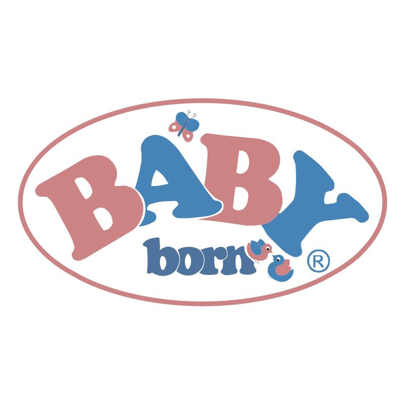 Baby Born vector