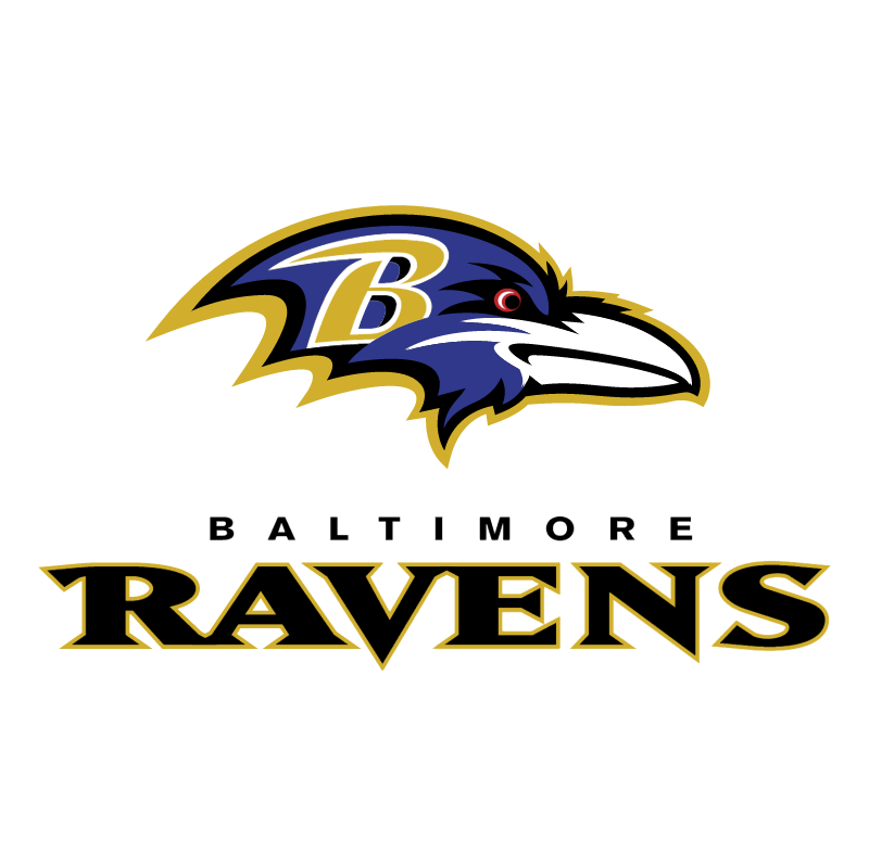 Baltimore Ravens 43082 vector
