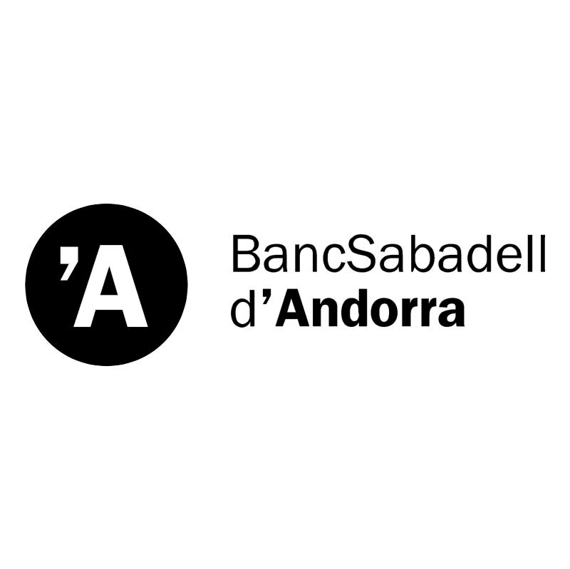 BancSabadell d'Andorra 40424 vector