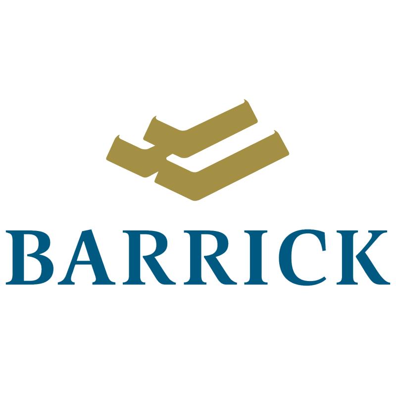 Barrick Gold vector