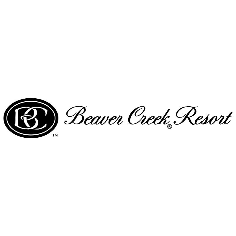 Beaver Creek 12446 vector