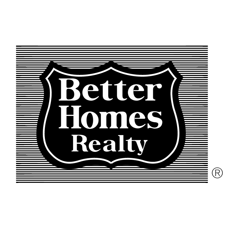 Better Homes Realty vector