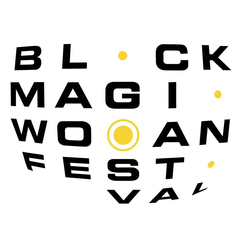 Black Magic Woman Festival 71756 vector logo