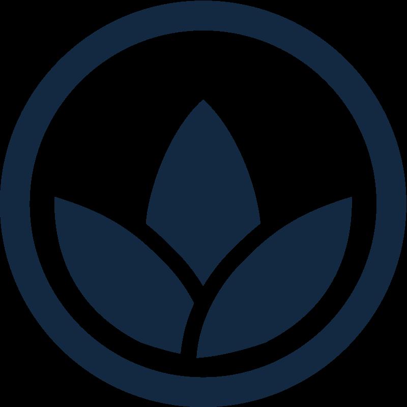 Blossom vector logo