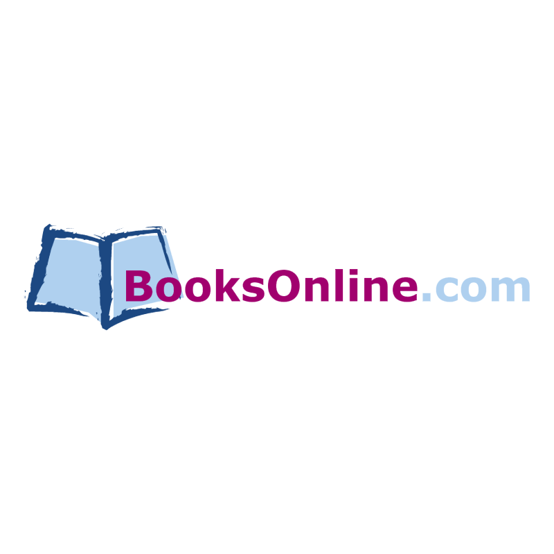 Booksonline vector logo