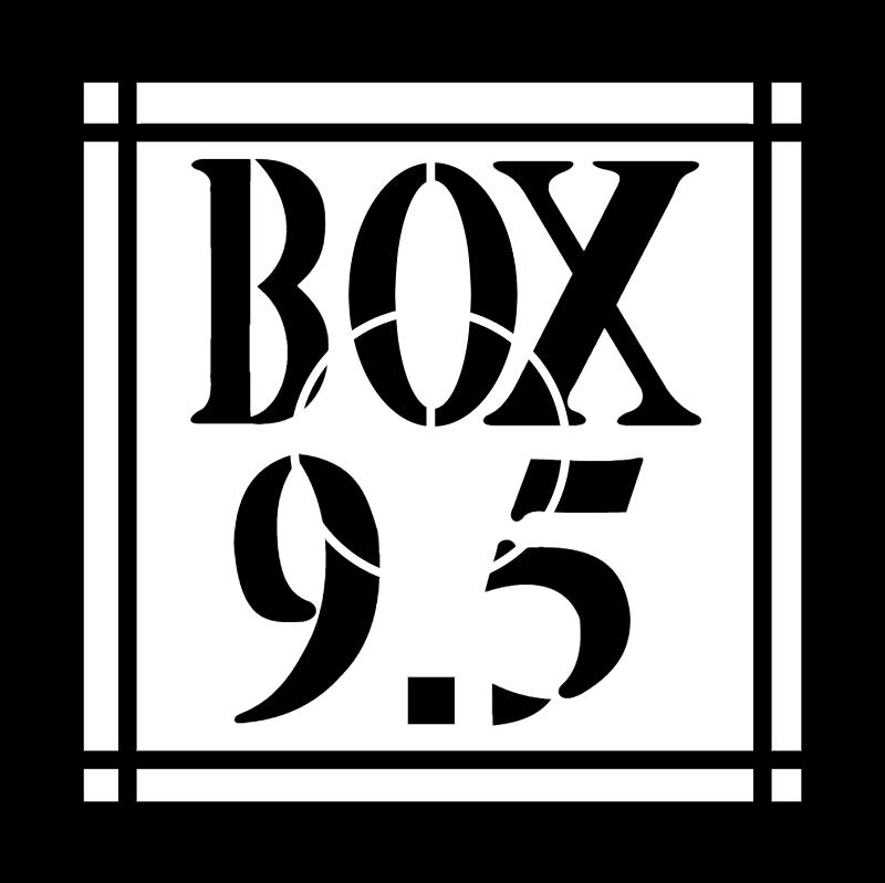 Box 9 5 vector
