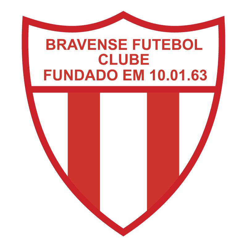 Bravense Futebol Clube de Laguna SC vector