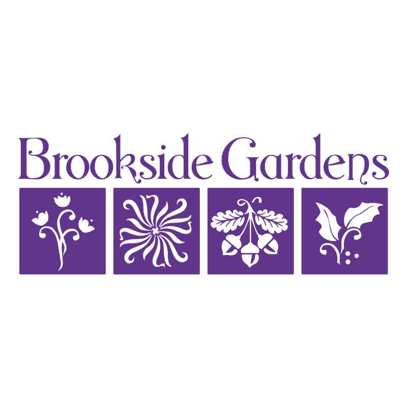 Brookside Gardens vector