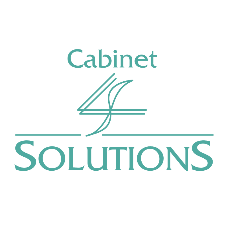 Cabinet Solutions vector