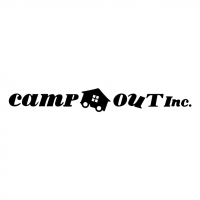 Camp Out vector