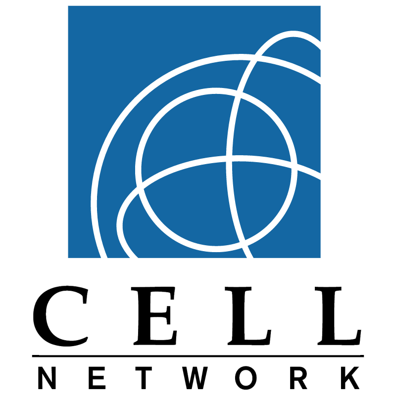 Cell Network vector