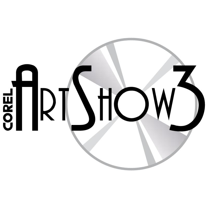 Corel ArtShow3 vector