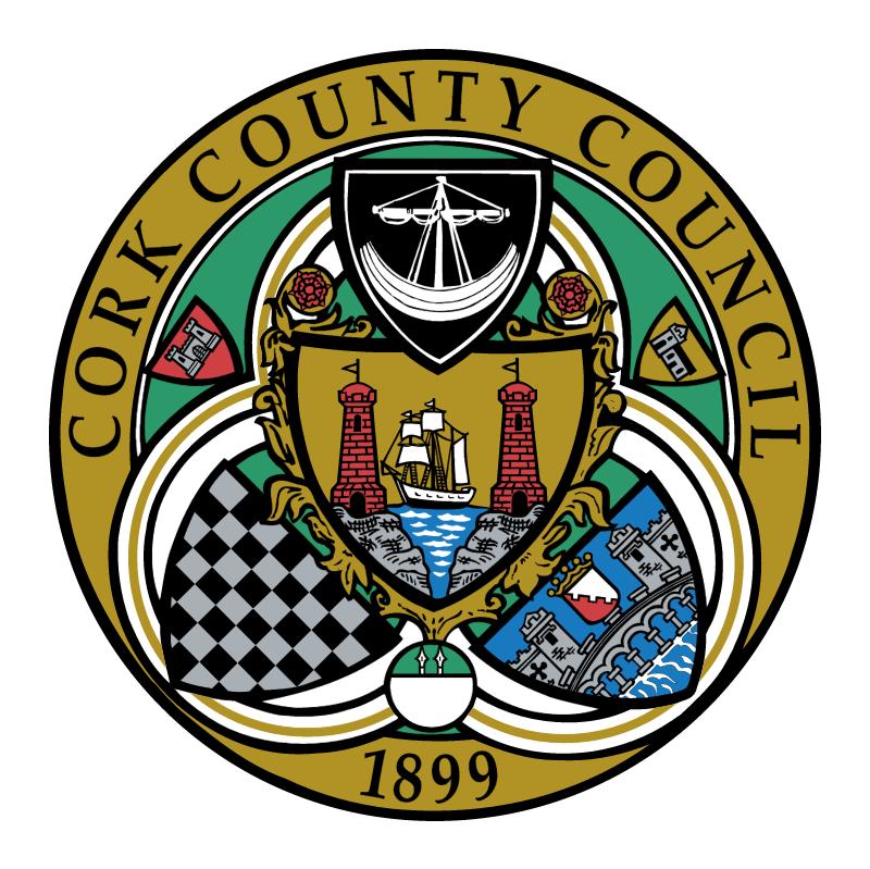 Cork Crest vector logo