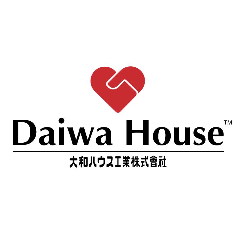 Daiwa House vector logo