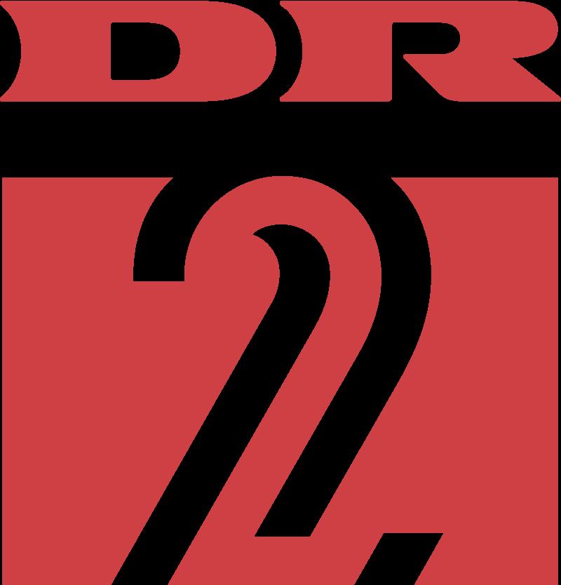 DR2 DENMARK 1 vector