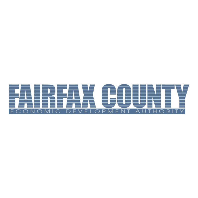 Fairfax County vector