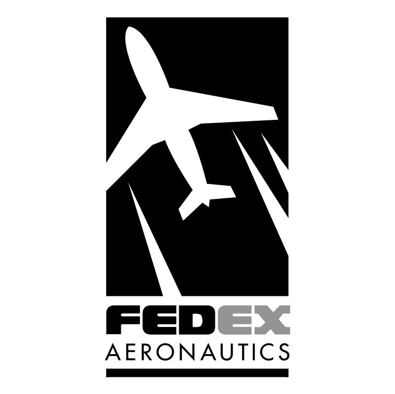 FedEx Aeronautics vector