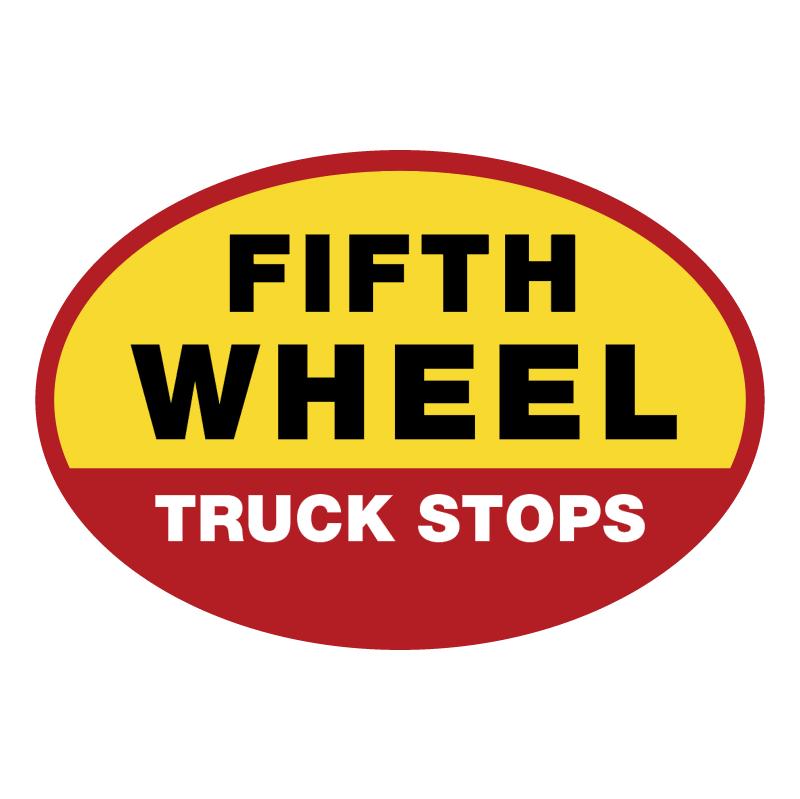 Fifth Wheel Truck Stop vector