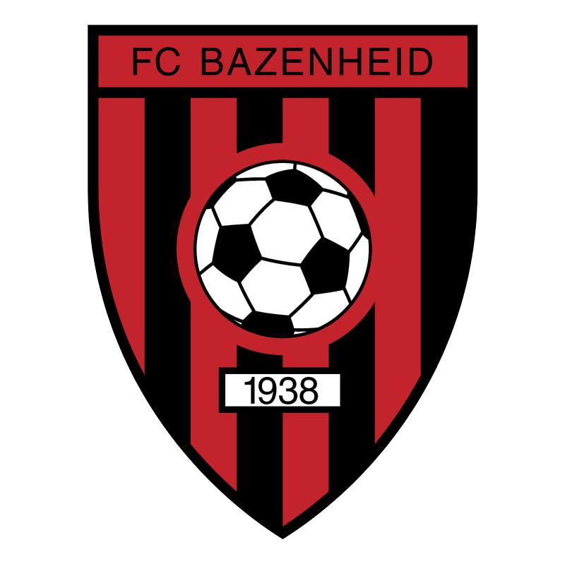 Football Club Bazenheid de Bazenheid vector