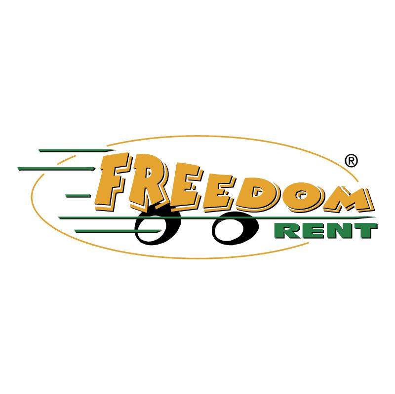Freedom Rent vector