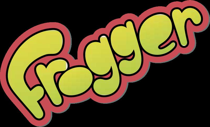 Frogger vector