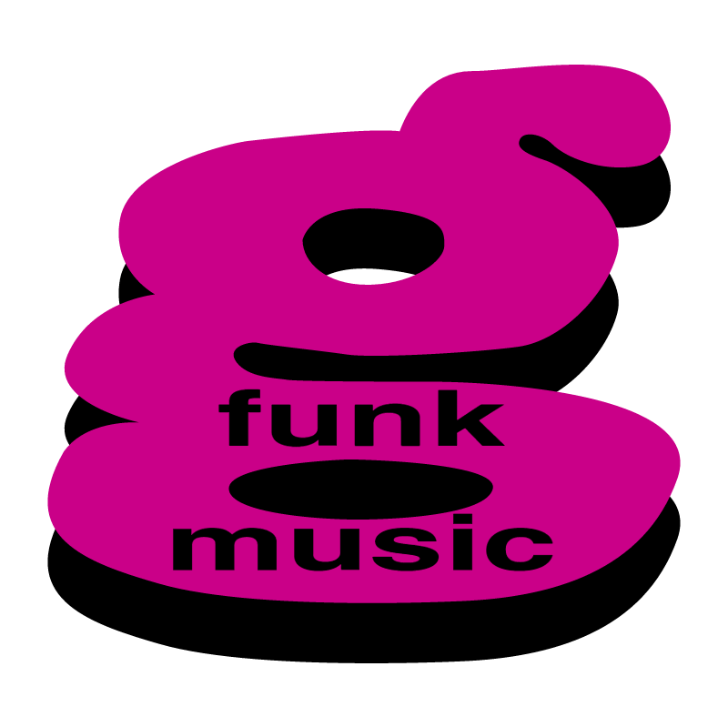 Funk Music Records vector
