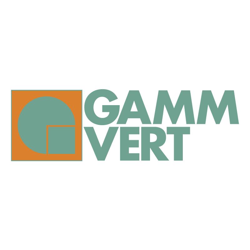 Gamm Vert vector