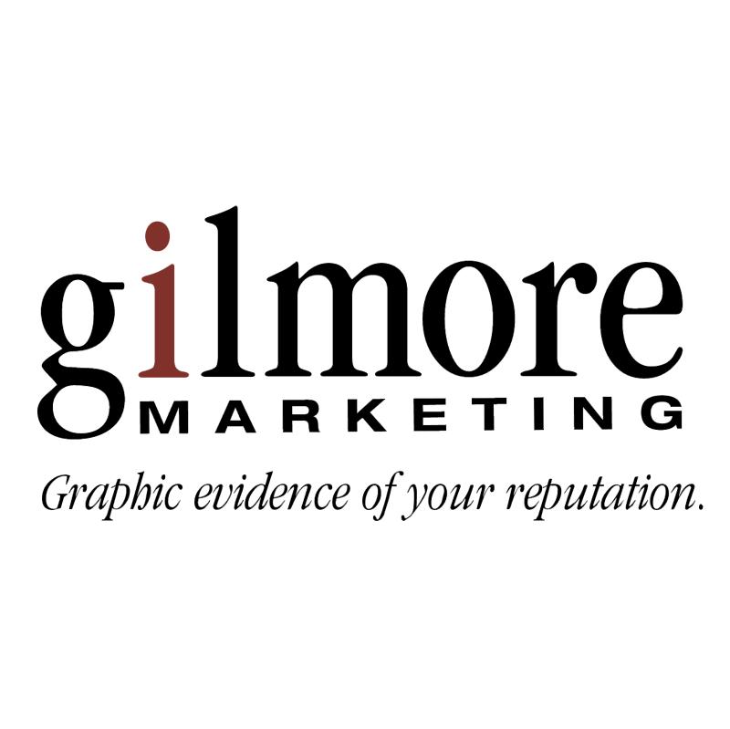 Gilmore Marketing vector