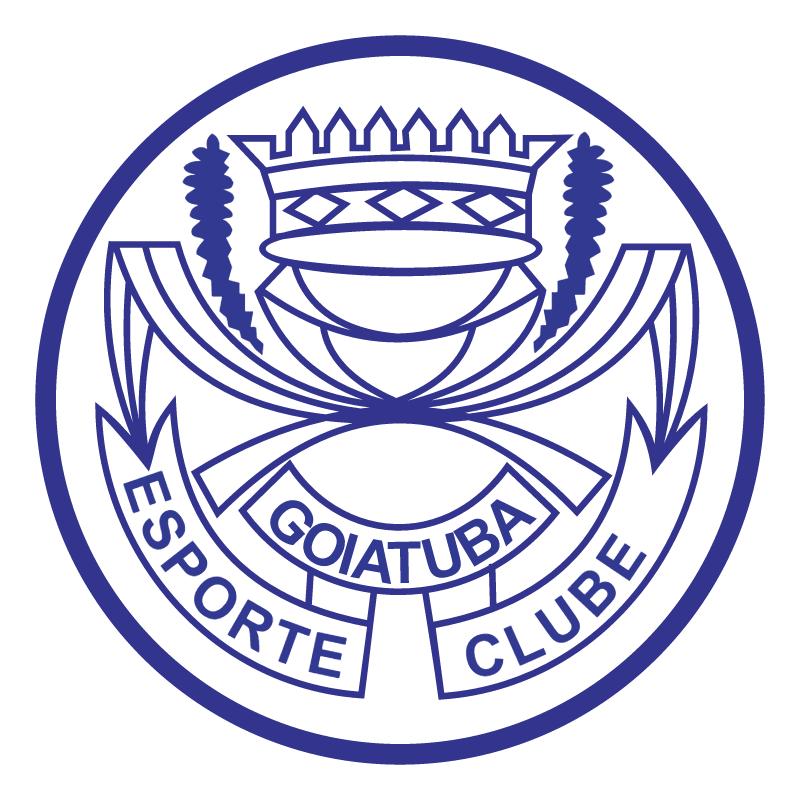 Goiatuba Esporte Clube de Goiatuba GO vector
