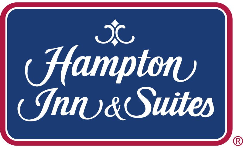 HAMPTON INN & SUITES vector