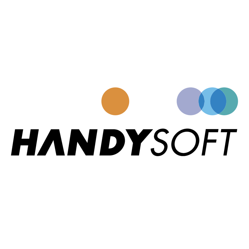 Handysoft vector logo