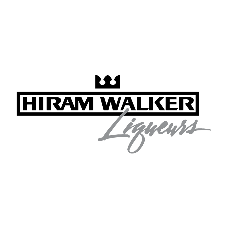 Hiram Walker vector