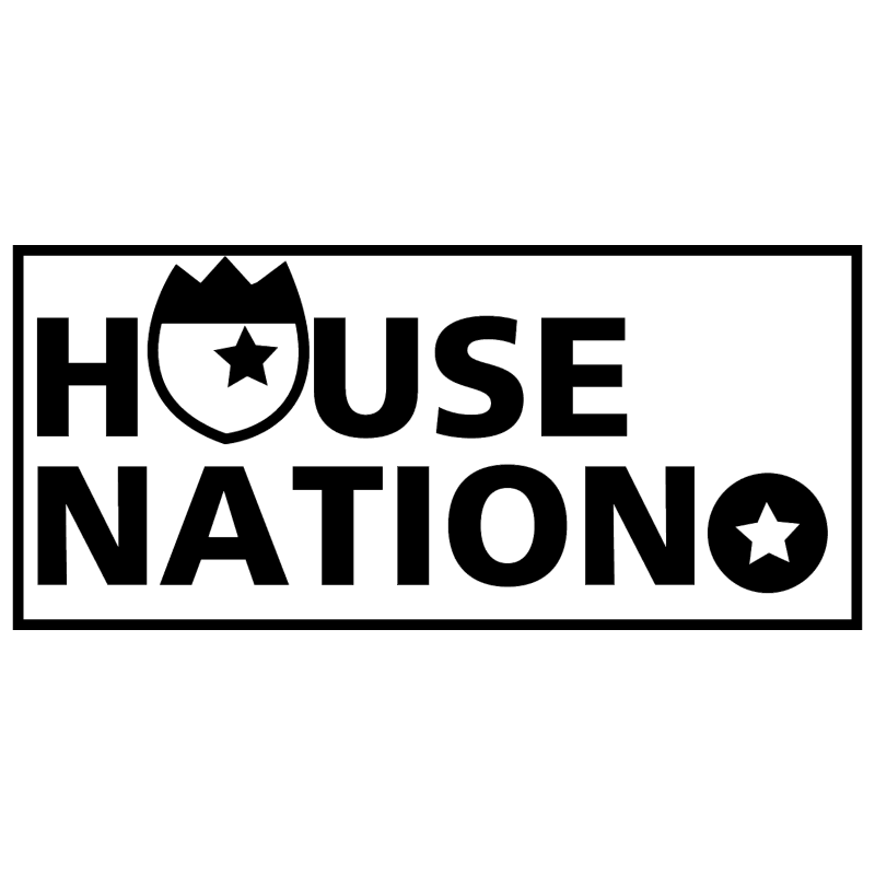 House Nation vector