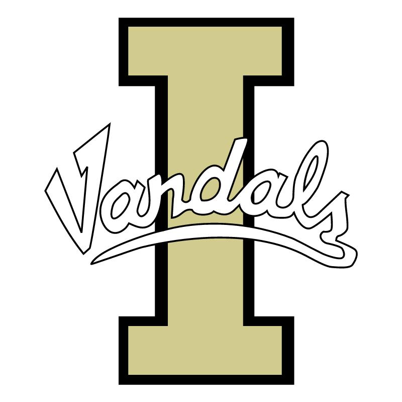 Idaho Vandals vector