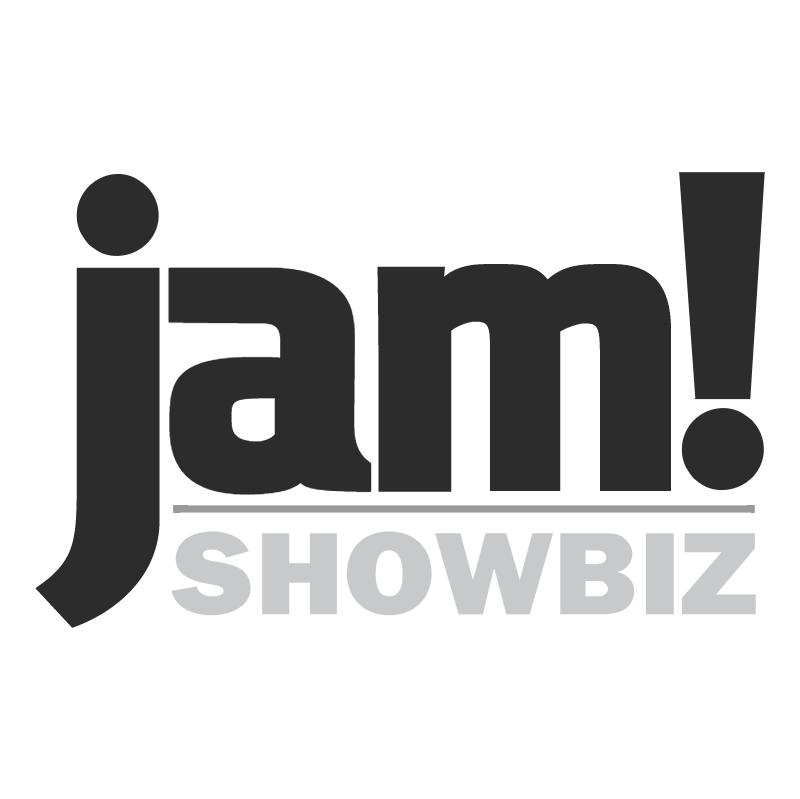 Jam! Showbiz vector logo