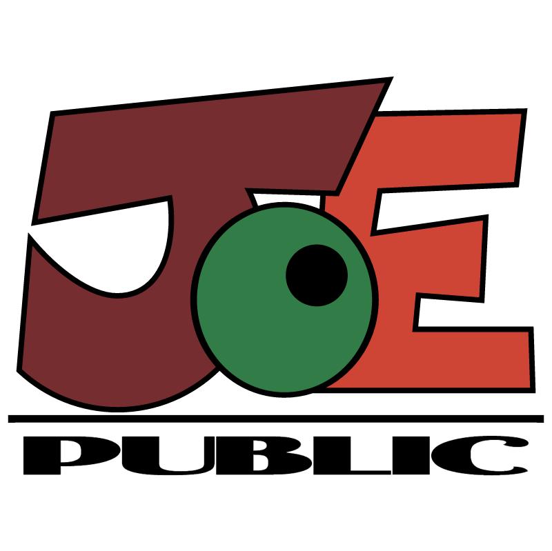 Joe Public vector