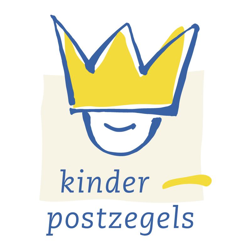 Kinderpostzegels vector