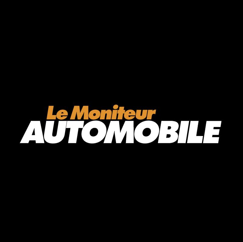 Le Moniteur Automobile vector logo