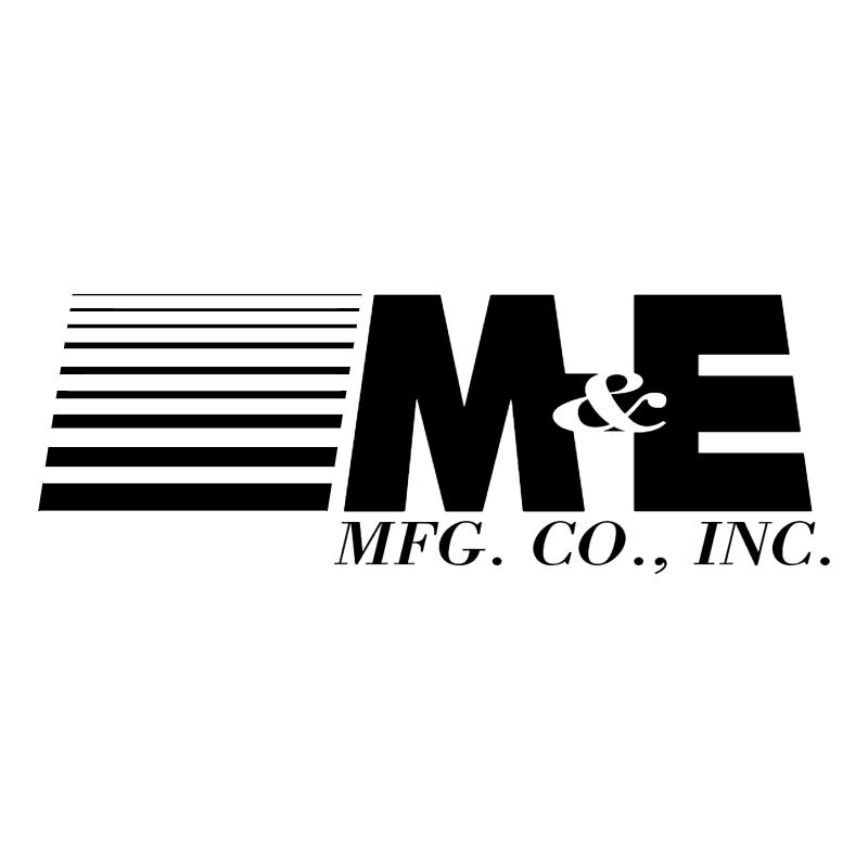 M&E MFG vector