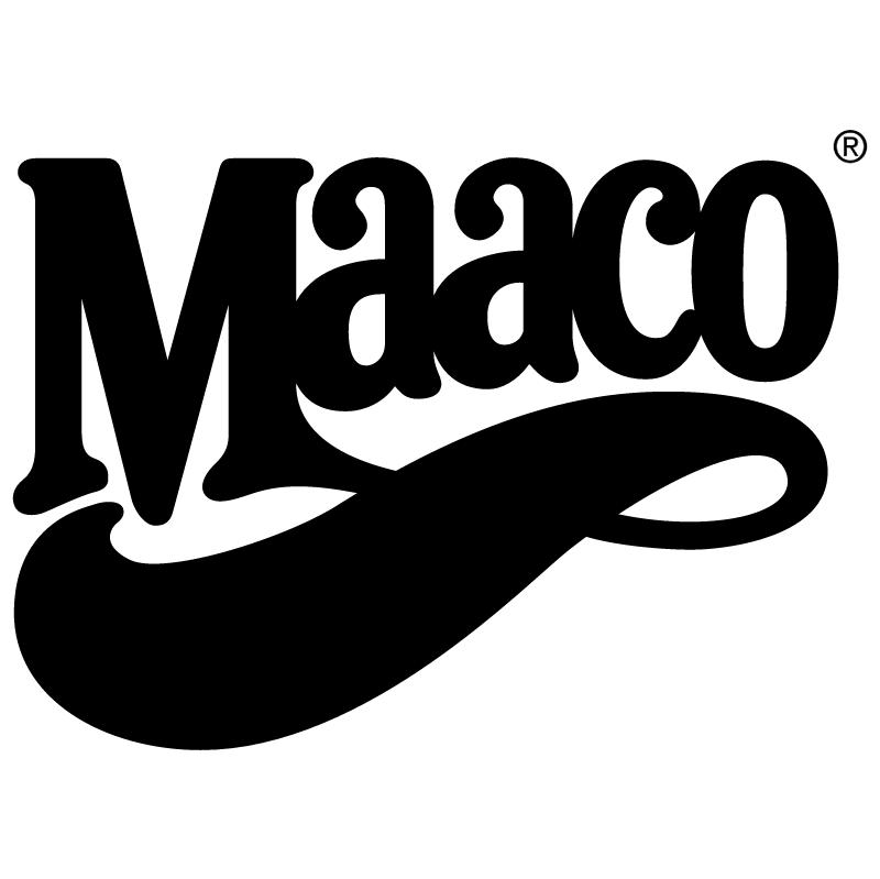 Maaco vector logo