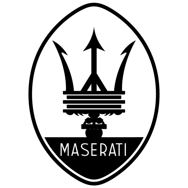 Maserati vector