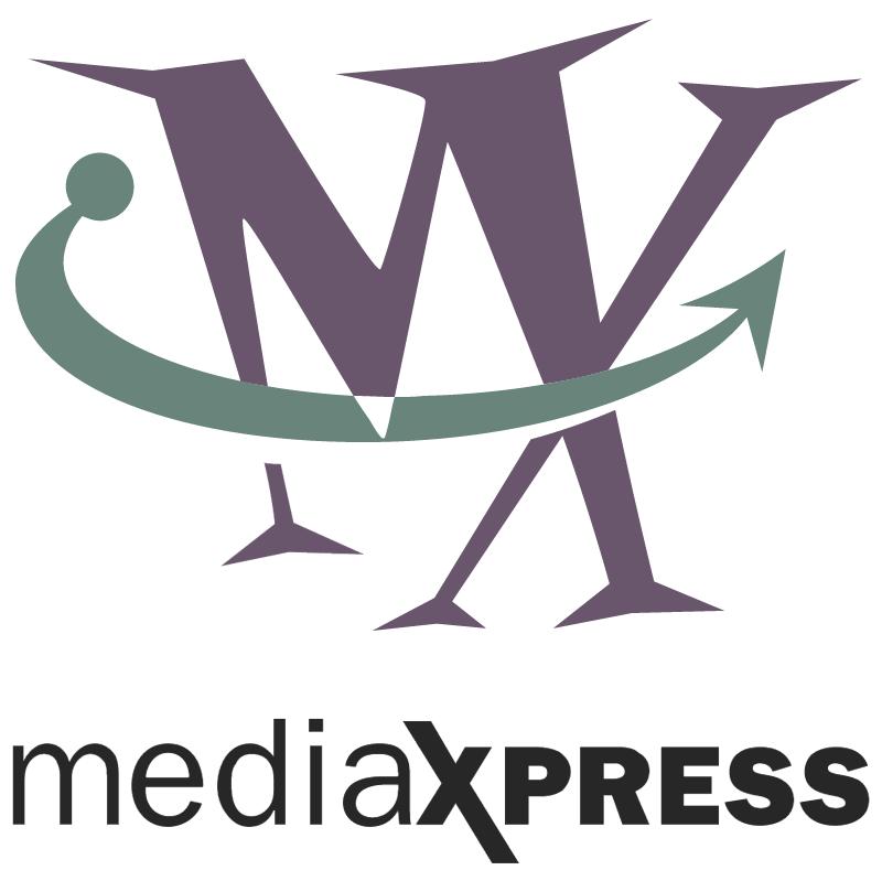 MediaXpress vector logo