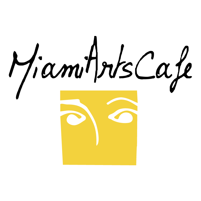 Miami Arts Cafe vector logo