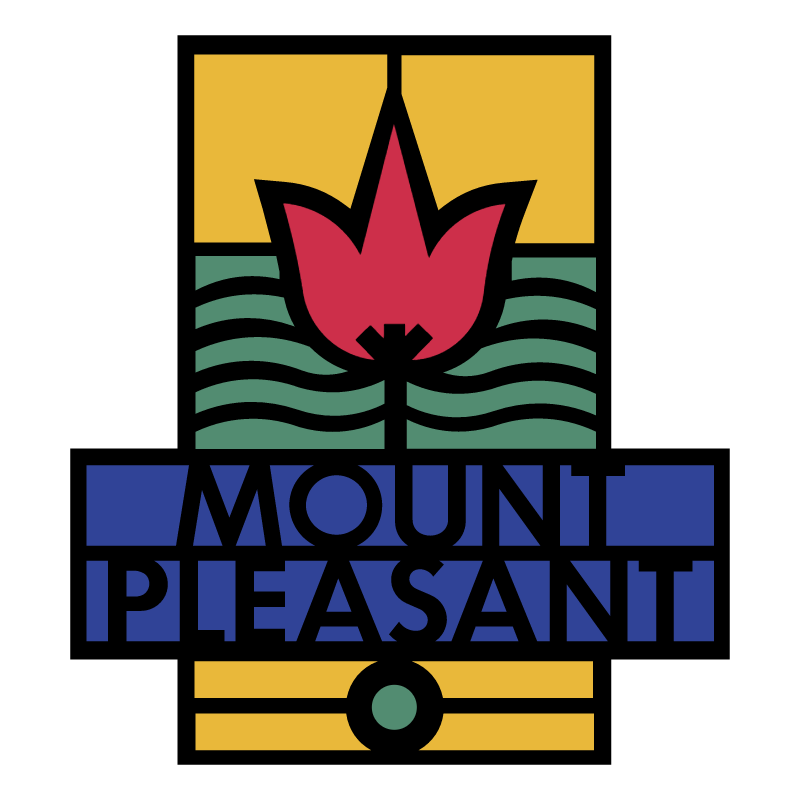 Mount Pleasant vector