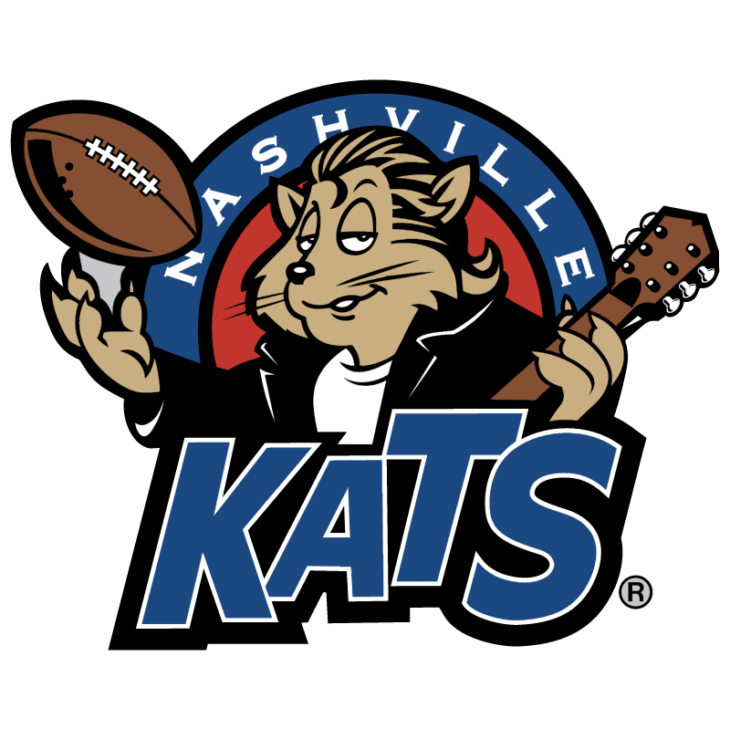 Nashville Kats vector