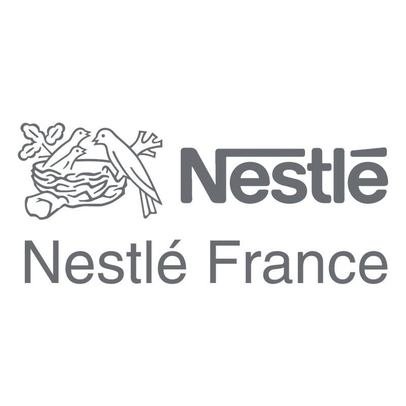 Nestle France vector