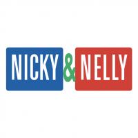 Nicky & Nelly vector