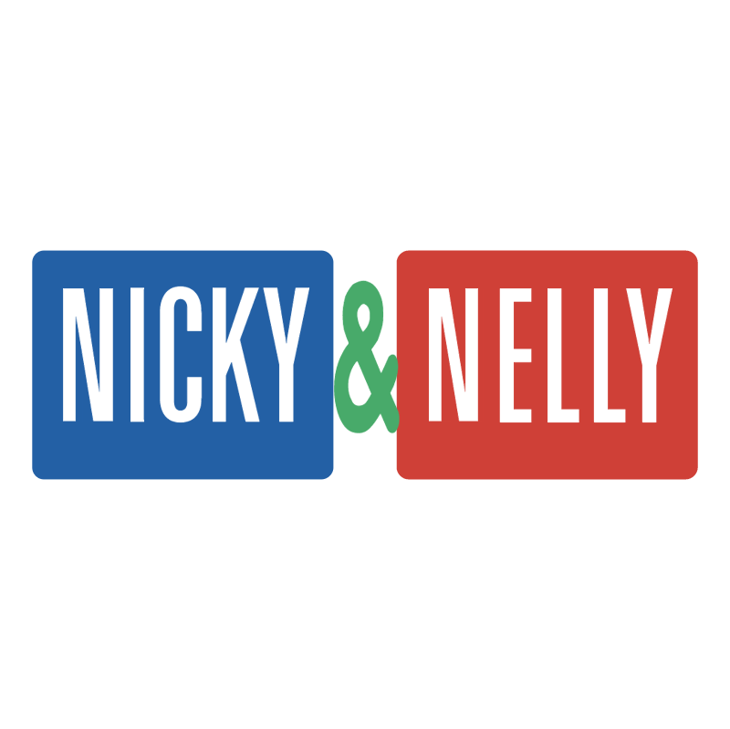 Nicky & Nelly vector logo